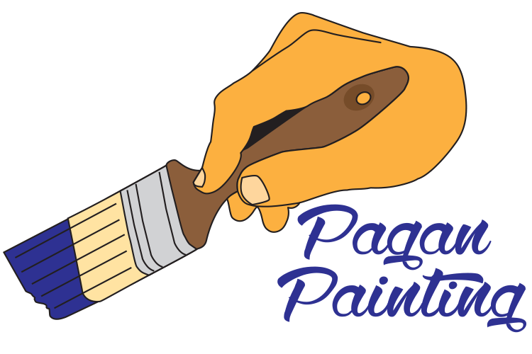 Pagan Painting logo