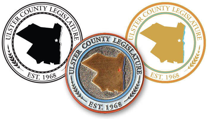 Ulster County Legislature Seal